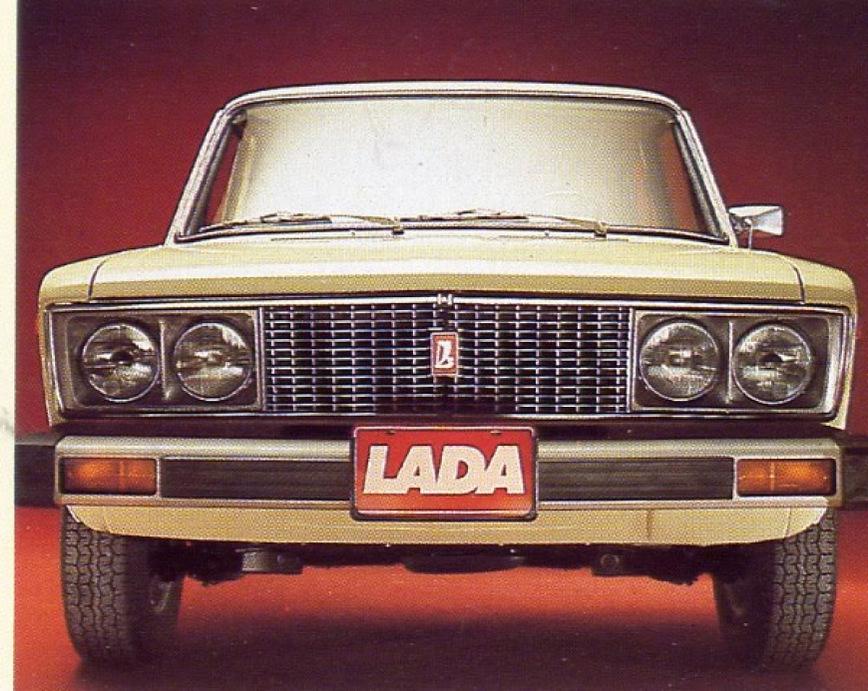 Первой моделью, которую АвтоВАЗ решил поставлять в Канаду, стал ВАЗ-2106, точнее, его