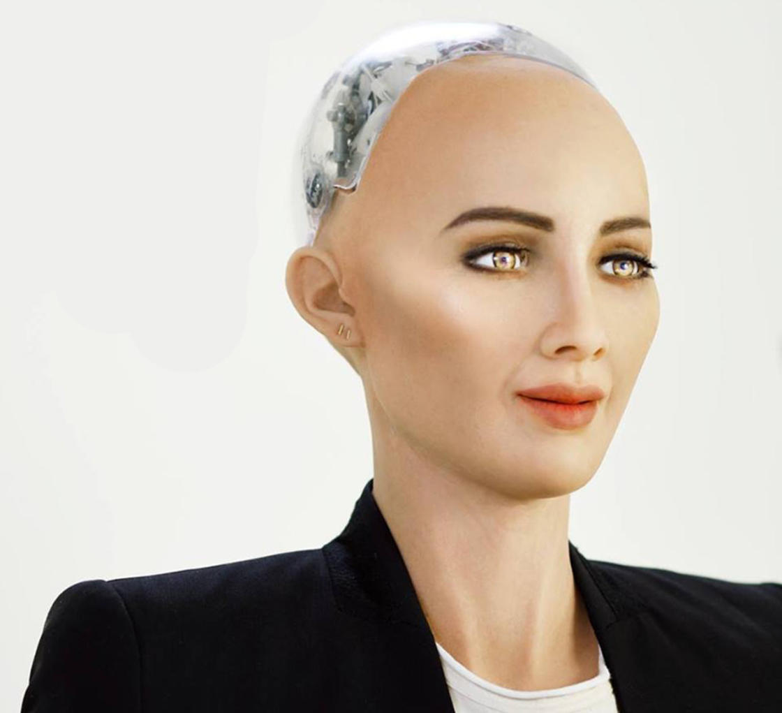Sofia – The ultra-realistic robot just officially becomes a citizen!