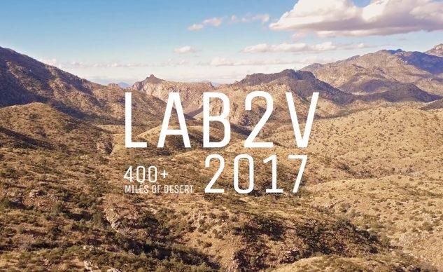 Путешествие «LA To Barstow To Vegas 2017» (видео)