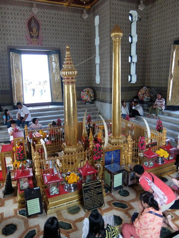 Бангкок - Святые Столпы