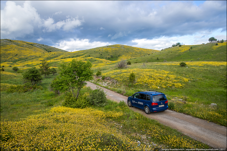Самые красивые места Македонии