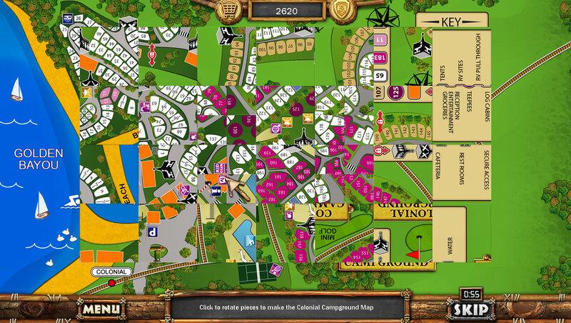 Vacation Adventures: Park Ranger 7 screen 1