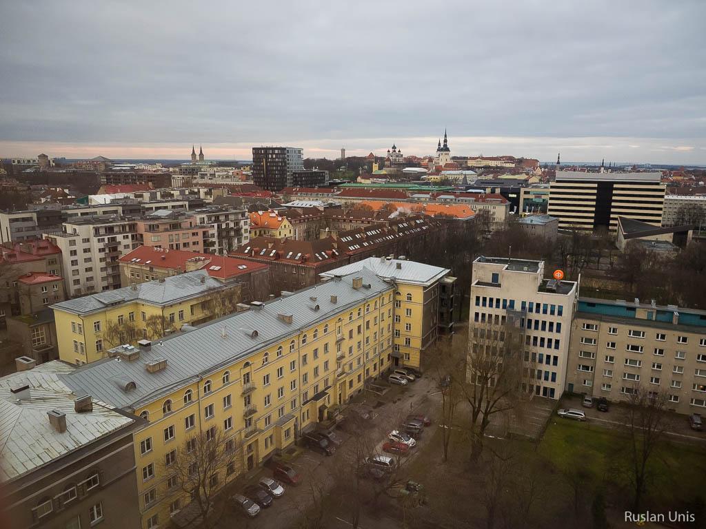 Рождество Таллин