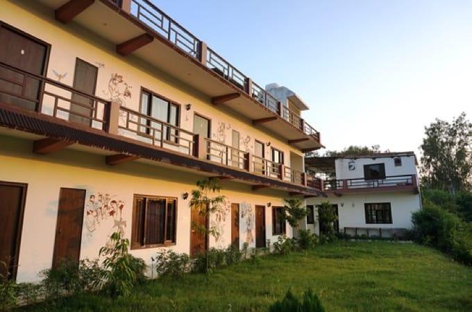 Индия, Кхаджурахо, Отель Ramayana
