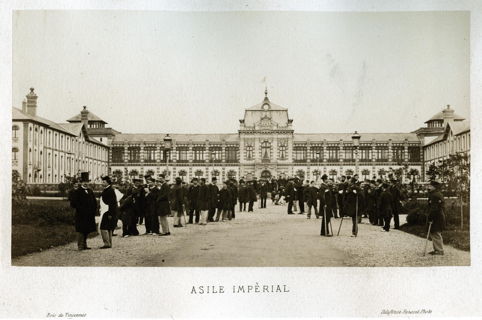 Императорский приют