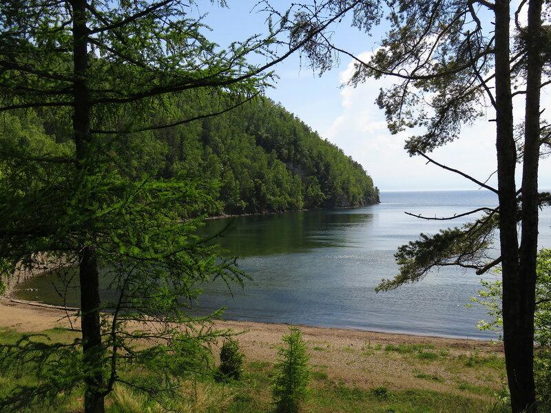 Озеро Байкал (фото: Александр Колотов)