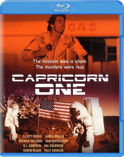 Козерог один / Capricorn One (1977/BDRip/HDRip)