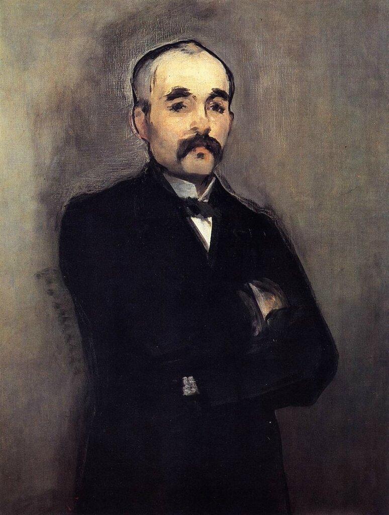 Портрет Жоржа Клемансо 1879 94х74 Musée d'Orsay, Paris, France.jpg