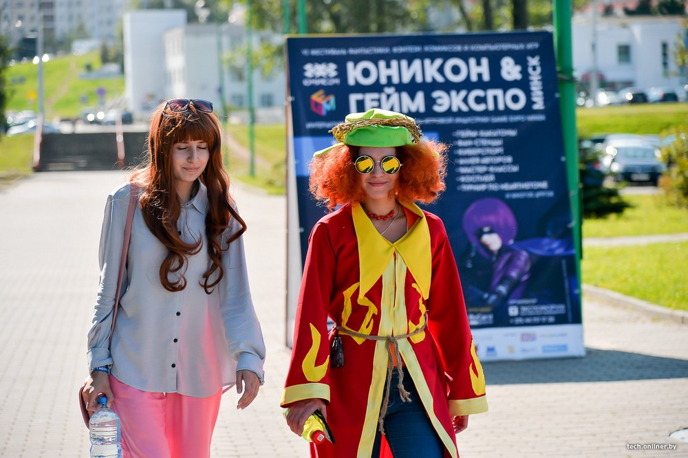 Фоторепортаж с UniCon Convention & Game Expo Minsk