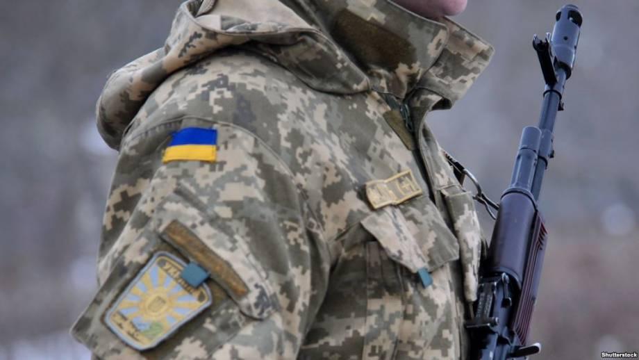 Один военный ранен за боевые действия на Донбассе – штаб