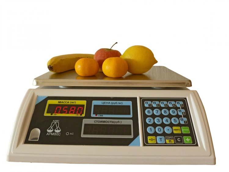 весы для торговли