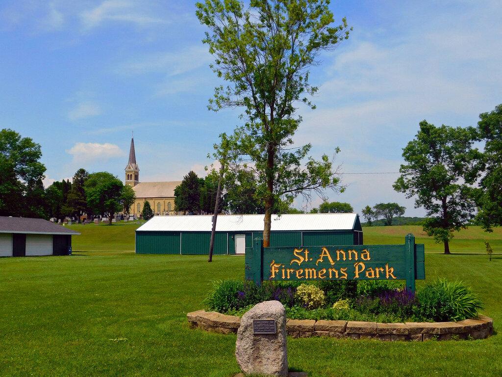 St. Anna fireman's park