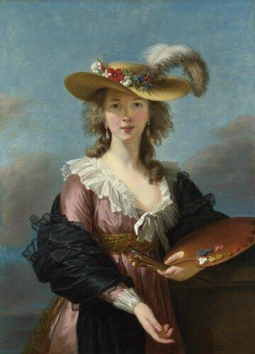 Подборка живописи Женщины-художники