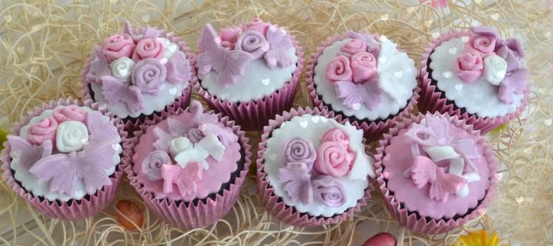 Маленькие детские иортики к дню рождения.  С международным днем торта!