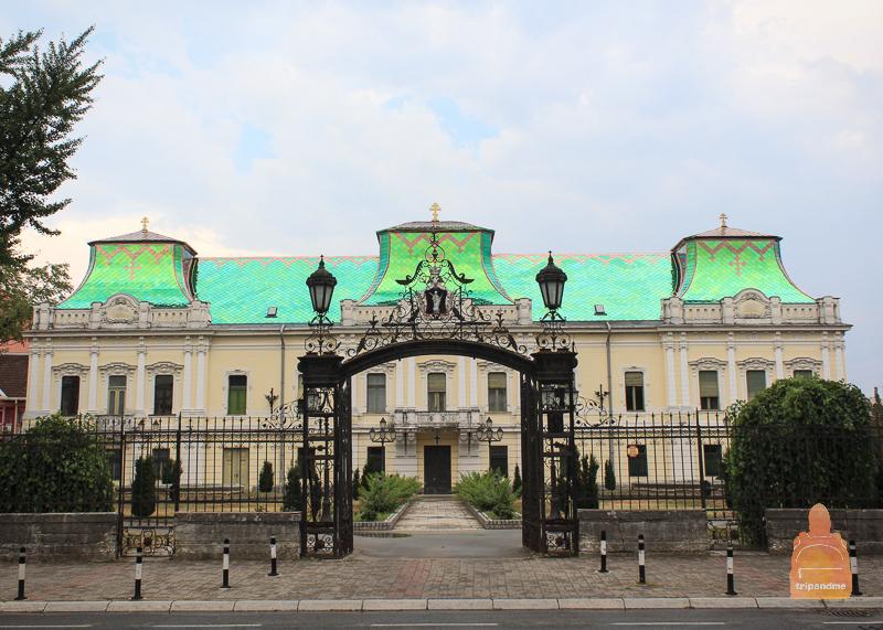 Двор Банатской епархии