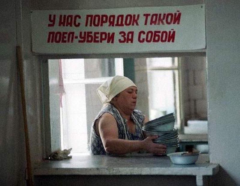 Как и чем нас кормили в советских столовых (6 фото)