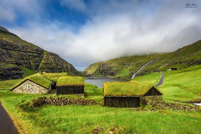Фуннингур, Фарерские острова