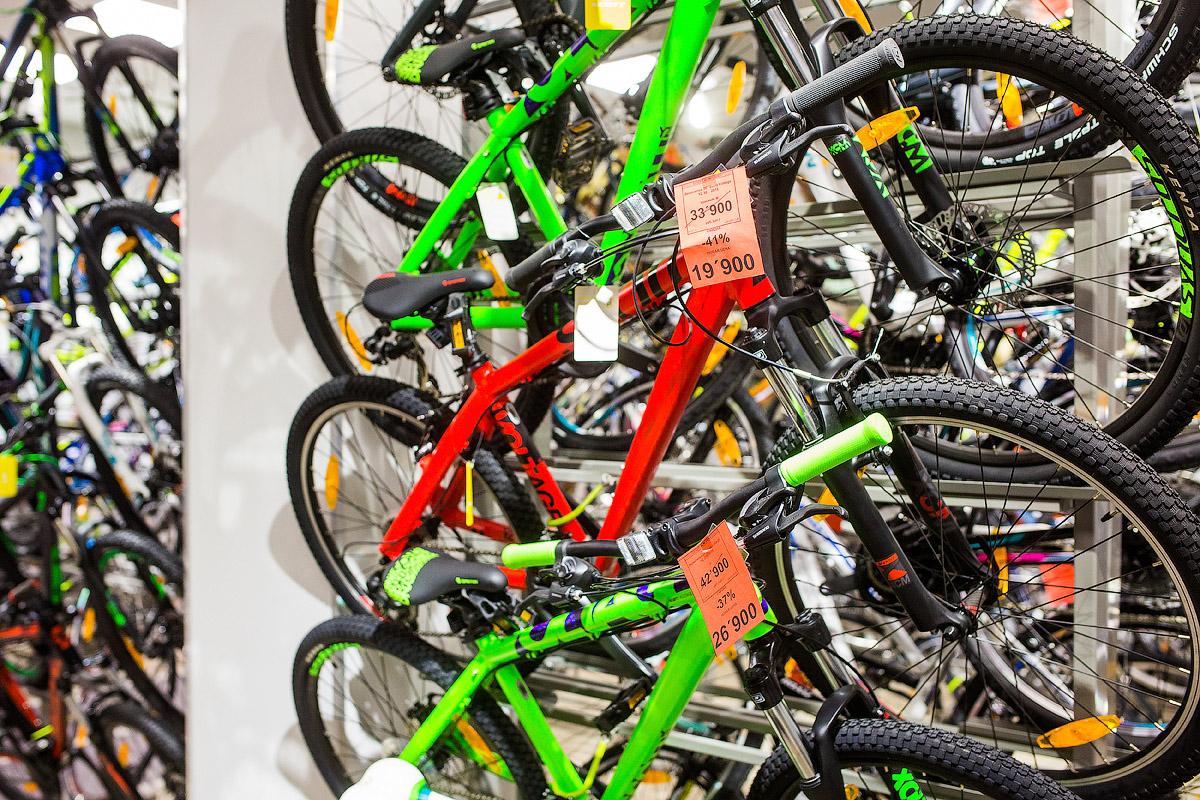 Где пройти техническое обслуживание велосипеда в Калининграде (1 фото)