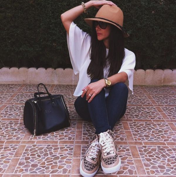 Яркие моменты влюбимой одежде