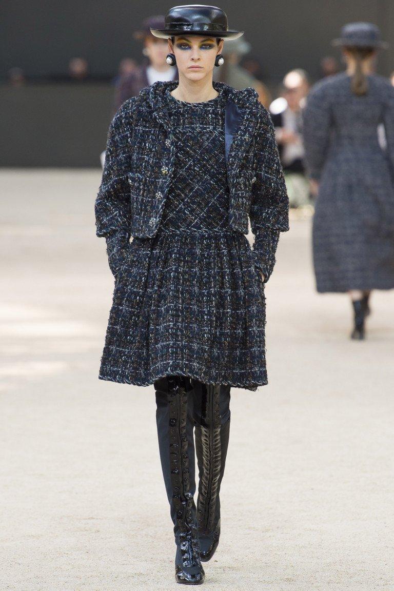Неделя высокой моды: Chanel (13 фото)