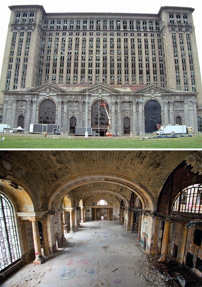 © wikimedia  © Albert duce  Эта станция была построена в1913году, инамомент строител