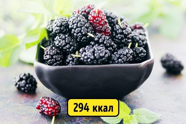 © depositphotos  Навостоке шелковицу называют «королевой ягод» заеецелительные свойства. Си