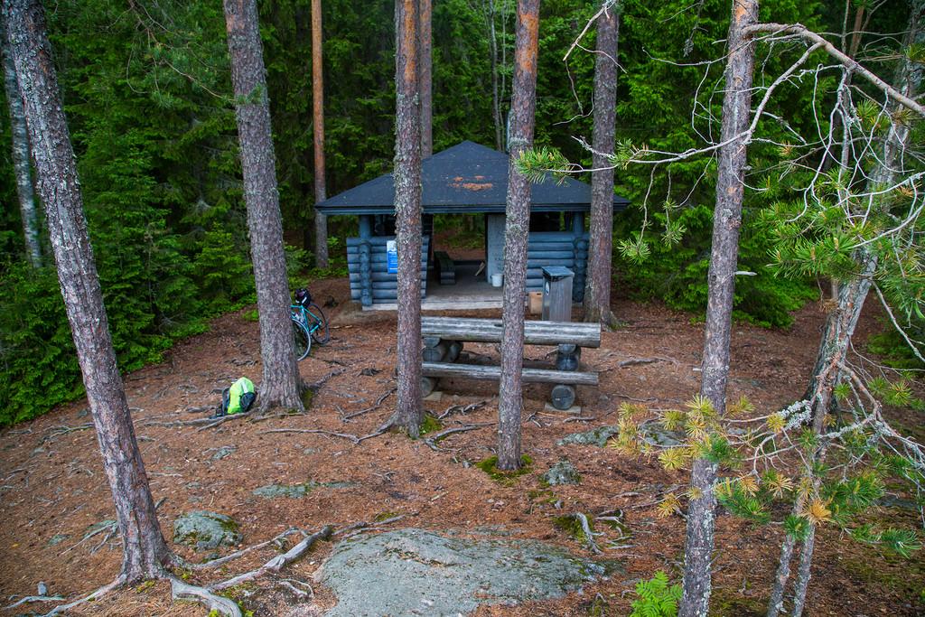 Весь остальной рассказ строится на примере парка Реповеси, хотя таких точек по Финляндии уйма.