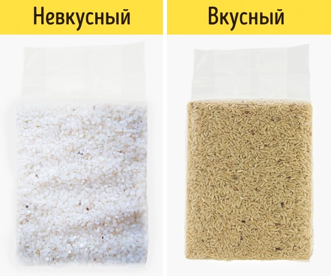 © depositphotos.com  Дробленый рис считается отходом производства, однако иногда все-таки попа