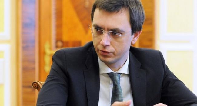 Омелян сообщил, когда завершатся переговоры сRyanair