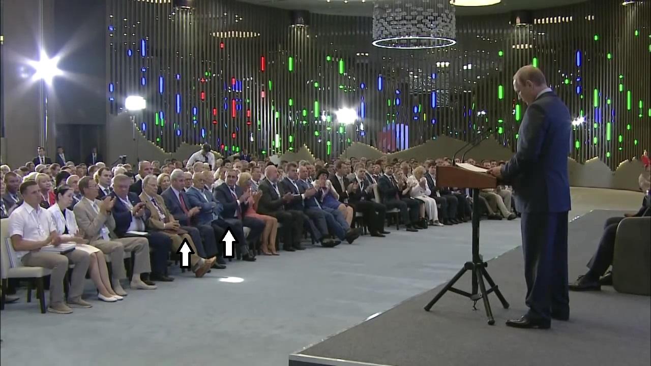 Встреча с членами фракций политических партий в Государственной Думе