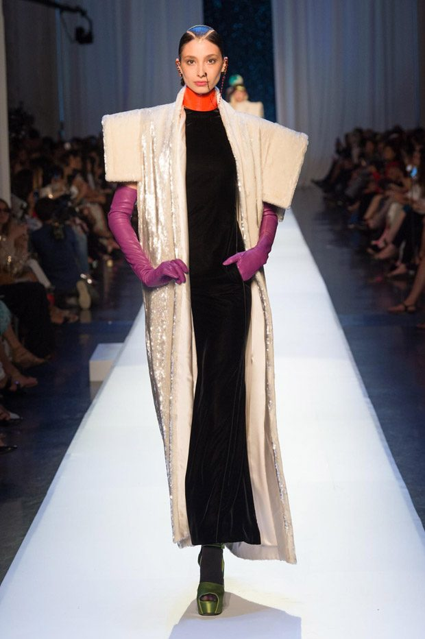 Jean Paul Gaultier Fall Winter 2017.18 Haute Couture Collection