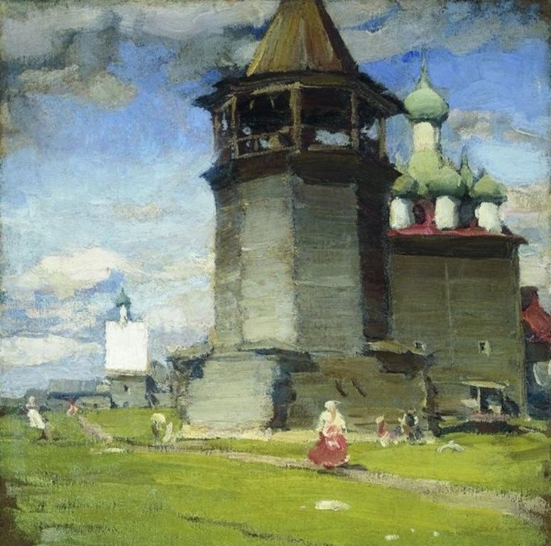 5 Abram Efimovich Arkhipov     Church.jpg
