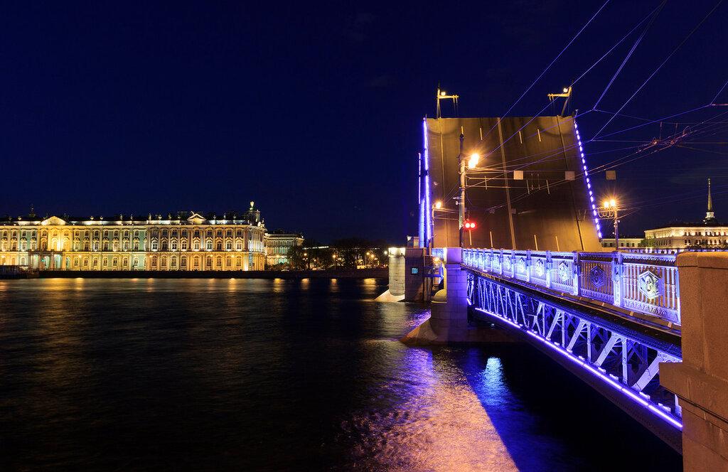 Тот самый мост, тот самый дворец