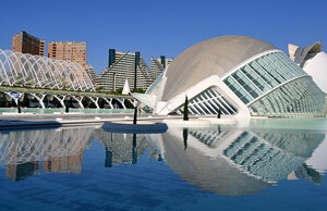 Валенсия.Город будущего