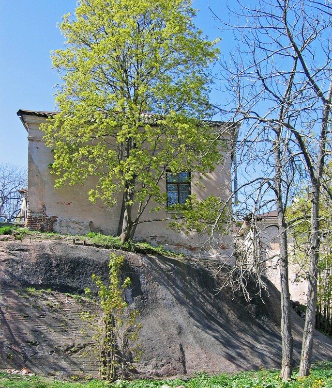 Дом на скале, Выборг