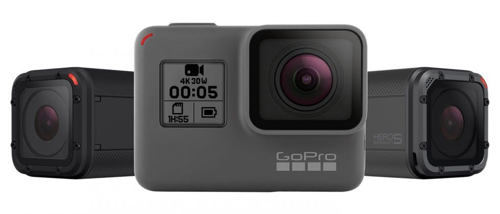 GoPro запускают программу trade-up