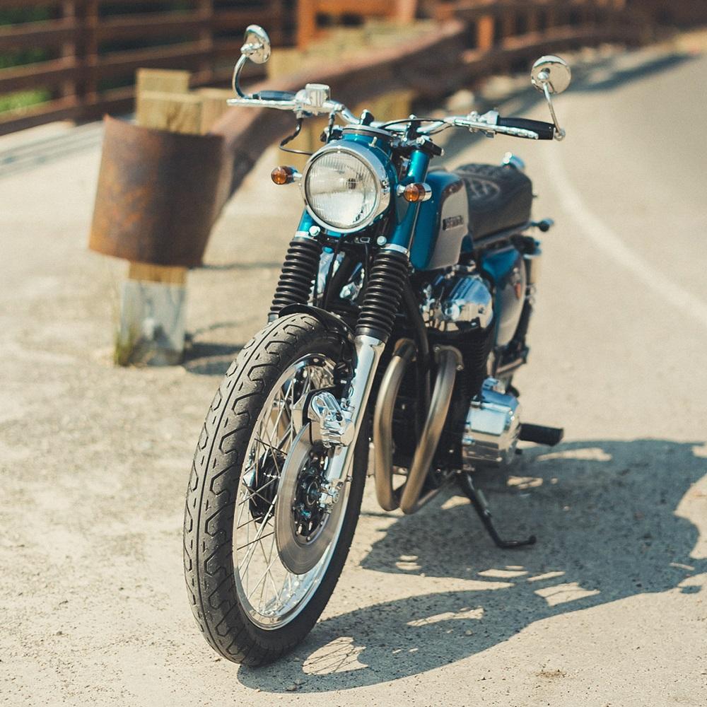 Rawhide Cycles: восстановленный классик Honda CB750