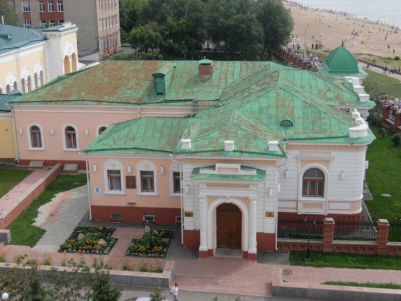 Омск - Дом Колчака