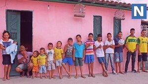 Мать 13 мальчиков поклялась рожать, пока не получится девочка
