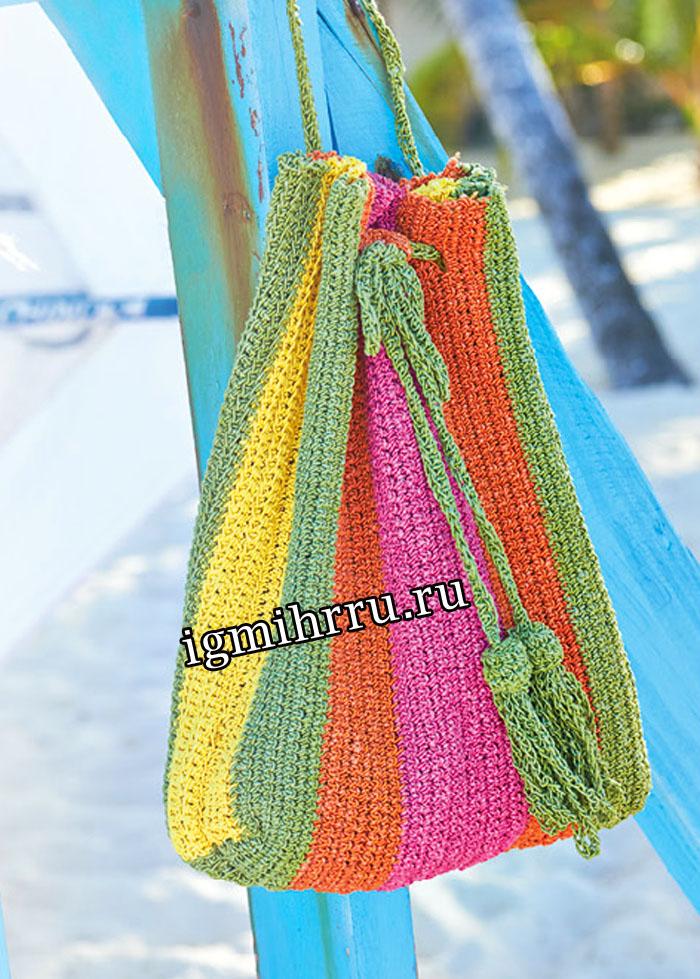 d428f3fe6498 женская сумка крючком - Самое интересное в блогах