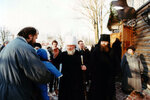 10 января 1999 г. После литургии.