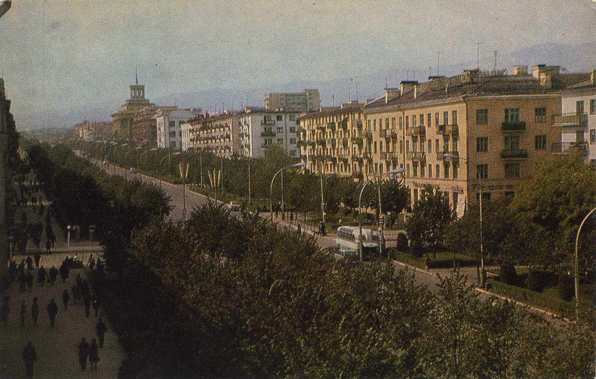 Нальчик, проспект Ленина