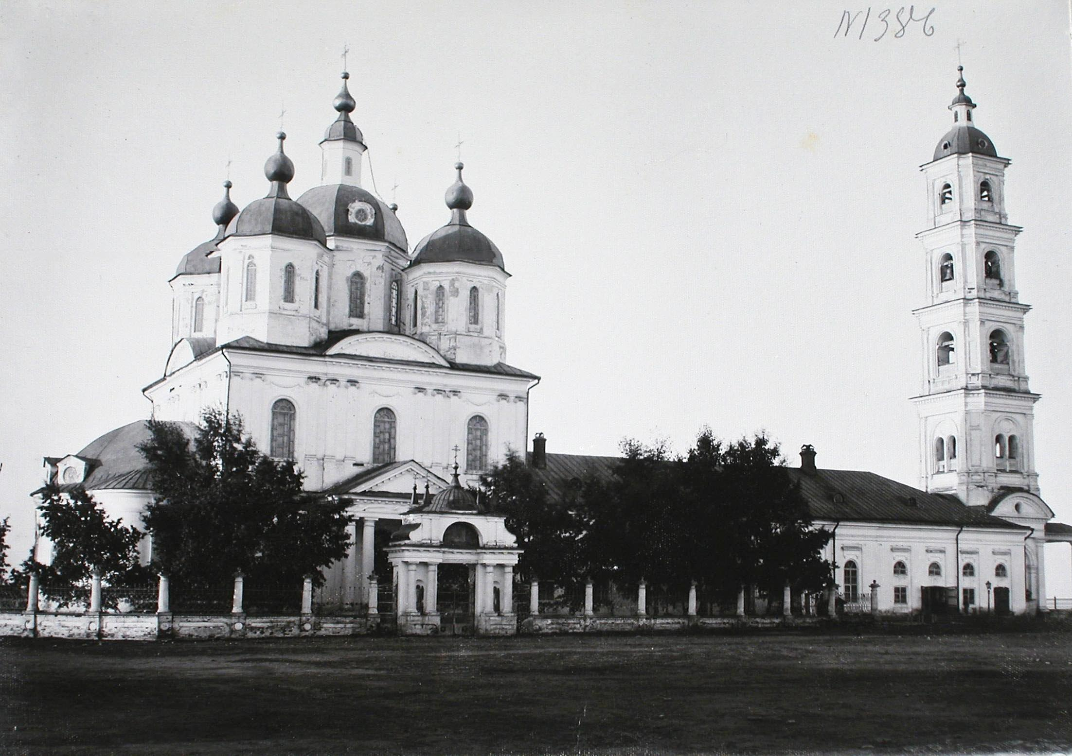 Общий вид Спасского собора