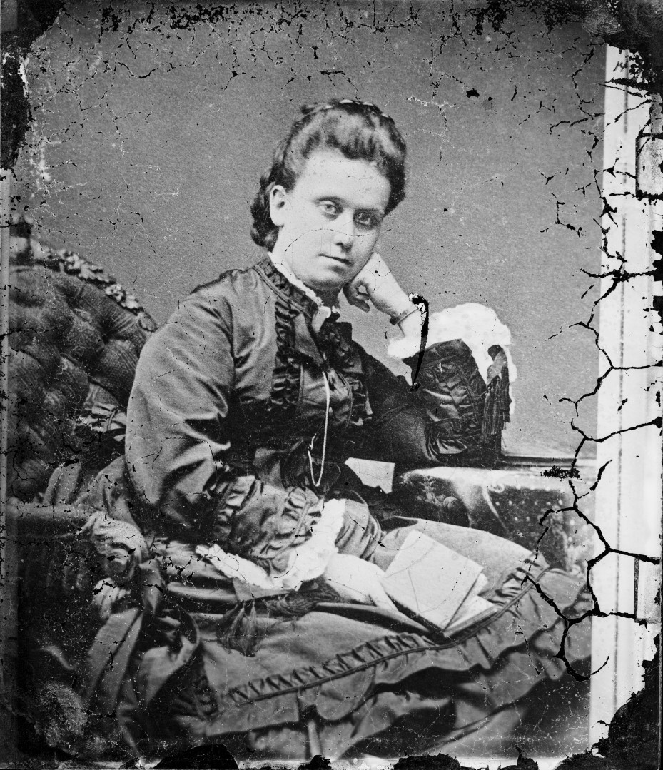 Мария Фридерика Леопольдина Георгина Августа Александра Елизавета Тереза Жозефина Елена София Саксен-Альтенбургская. 1870-1874