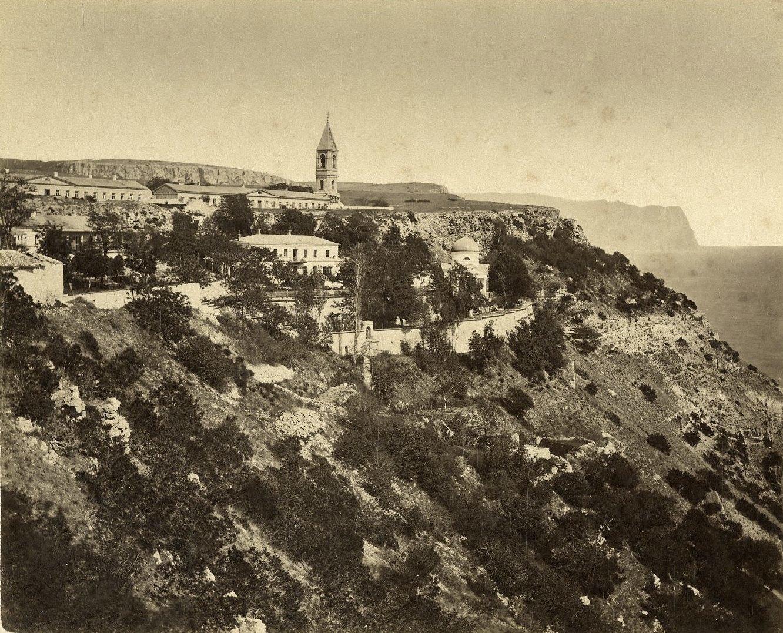 Георгиевский монастырь. 1883-1885