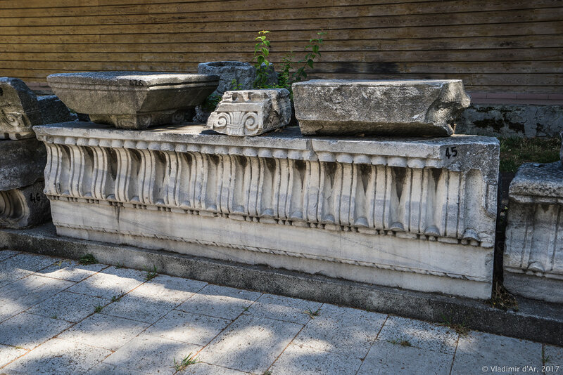 Археологический музей Айя-София