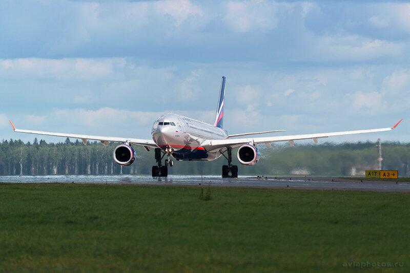Airbus A330-343 (VQ-BPJ) Аэрофлот 0356_D803283