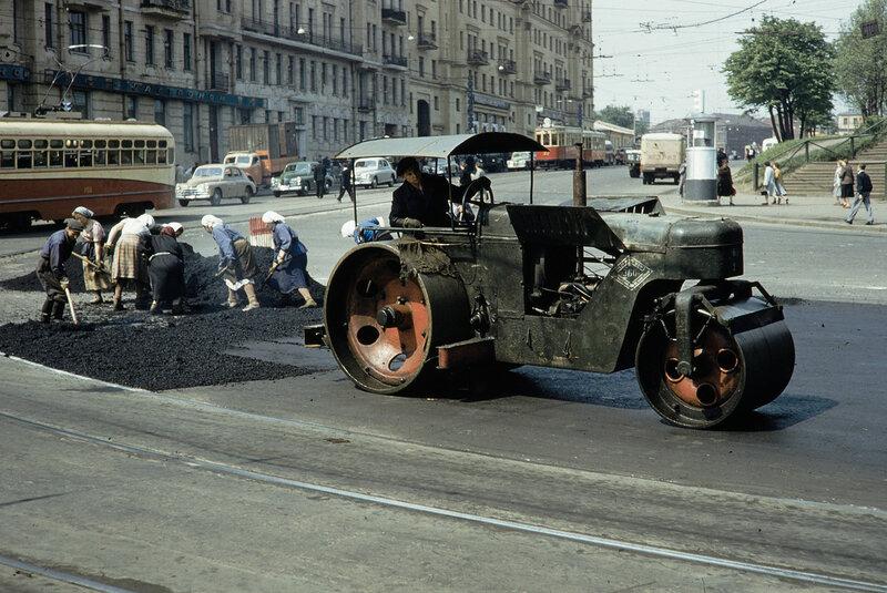 1959 Каланчёвская ул. Harrison Forman.jpg