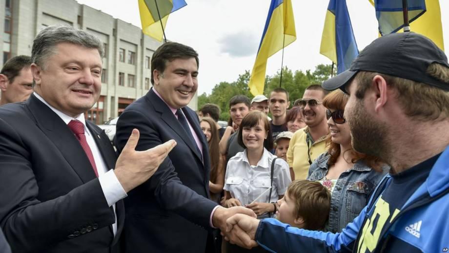 Ваша Свобода | Украина без Саакашвили