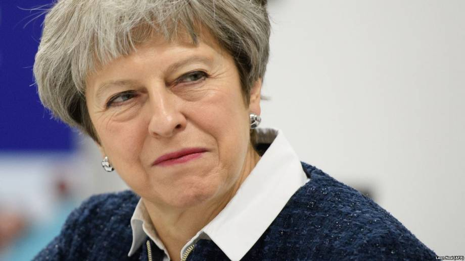 Мэй будет просить ЕС совместно осудить Россию за отравления Скрипача